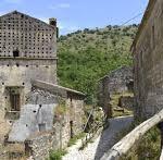 baronia castel di sasso paesino