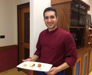 Il sapore del territorio nei piatti del giovane chef Vincenzo Del Sorbo