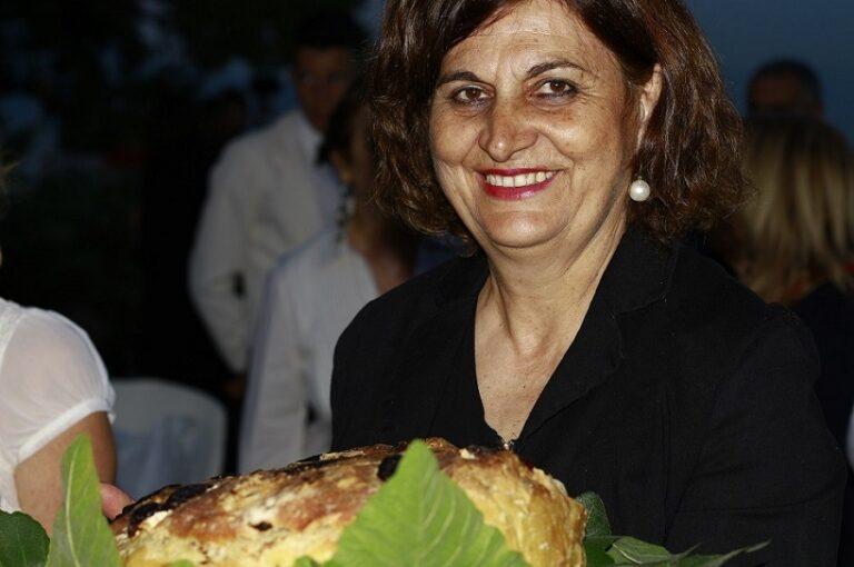 Giovanna Voria, ambasciatrice della Dieta Mediterranea, vince al TAR