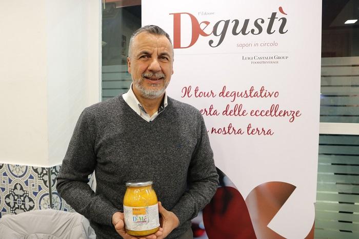 """Degustì fa tappa alla Pizzeria Errico Porzio coi pomodorini """"DiMè"""""""