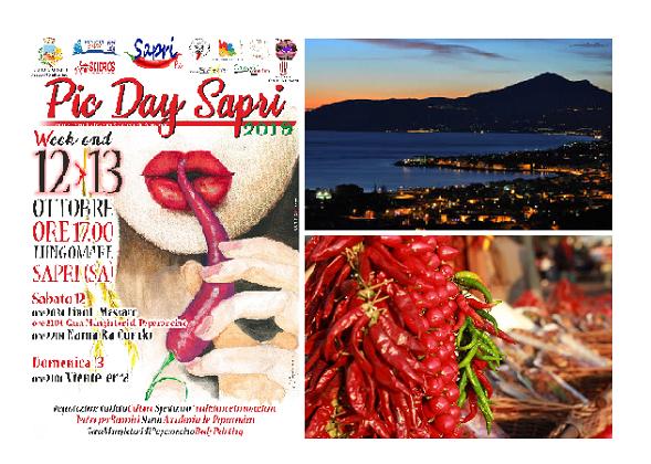 Festival del Peperoncino sul  lungomare di Sapri
