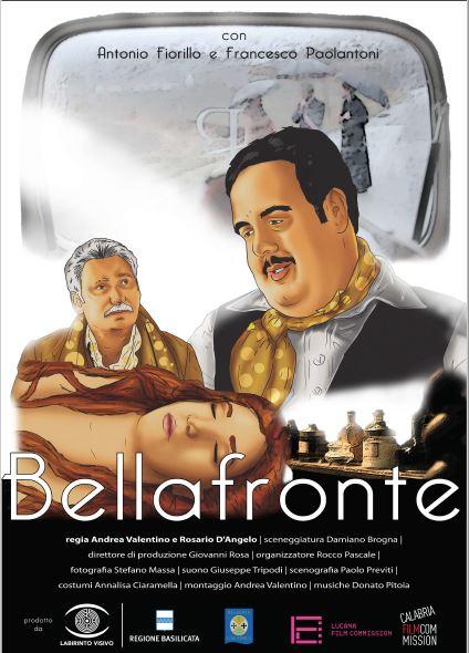 Bellafronte, un cortometraggio online contro il covid19 fino al 22 marzo