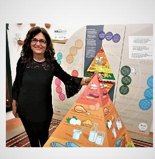 La Dieta Mediterranea con la Chef contadina Giovanna Voria. Il segreto della longevità