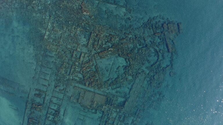 Un documentario sui tesori sommersi di Baia in onda su Rai 5