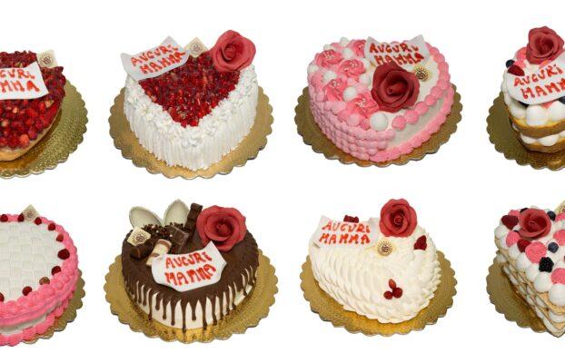 Nove torte per festeggiare la mamma ai Quartieri con Pasticceria Seccia