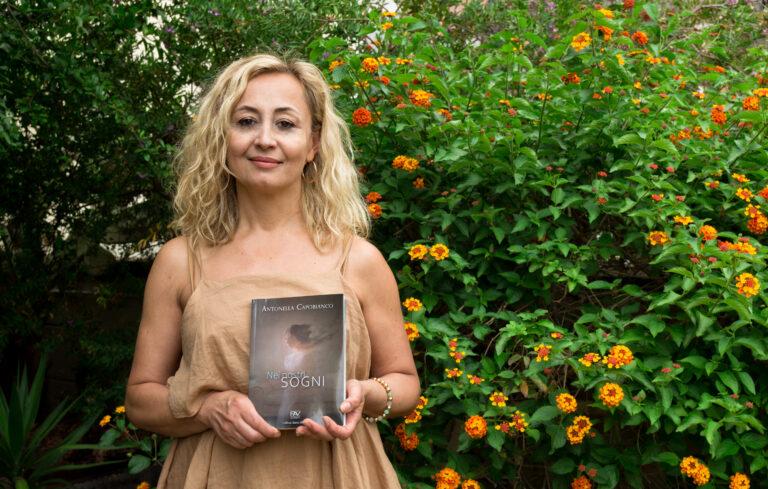 """""""Nei nostri sogni"""", il libro di Antonella Capobianco sarà presentato a Napoli"""