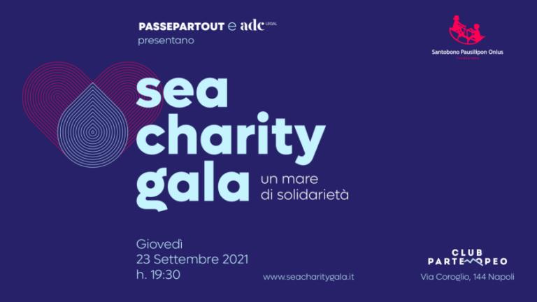 Sea Charity Gala, evento di beneficenza al Club Partenopeo di Napoli