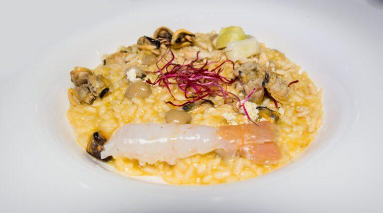 Francesco Capasso e il menu dei sapori d'autunno a Villa La Falanghina