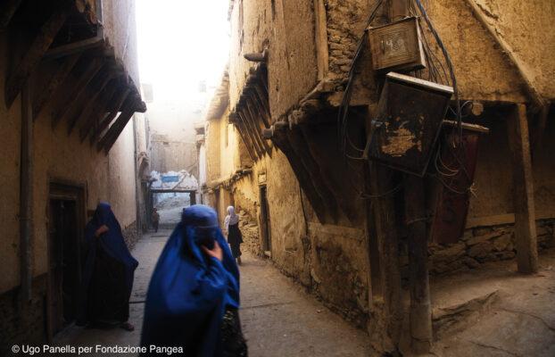 Hikaya, 4 donne dall'Afghanistan, podcast per la raccolta fondi di Pangea